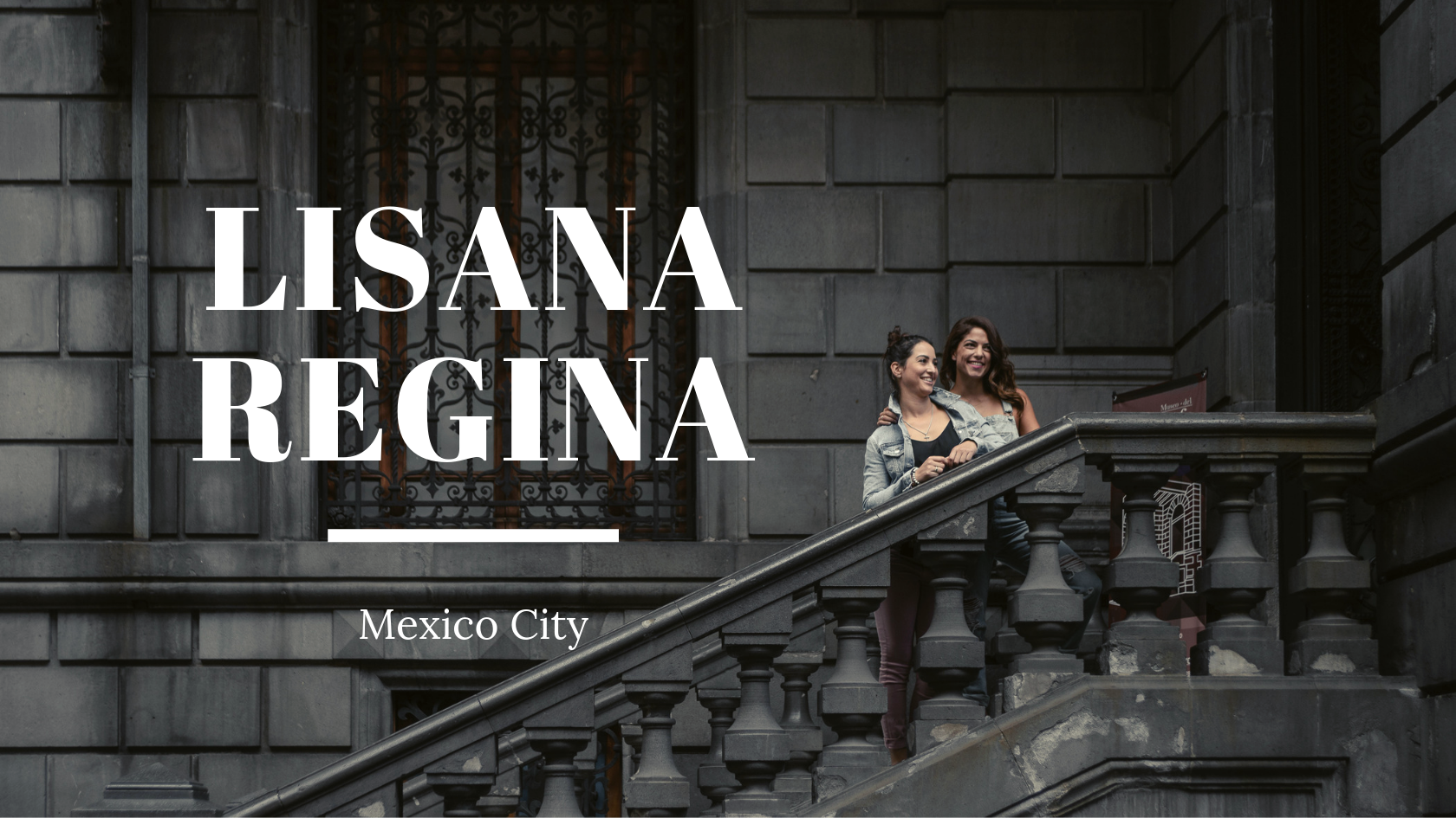 LISSANA ≠ REGINA / SESSIONS - Save the Date